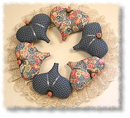 Six Heart Wreath